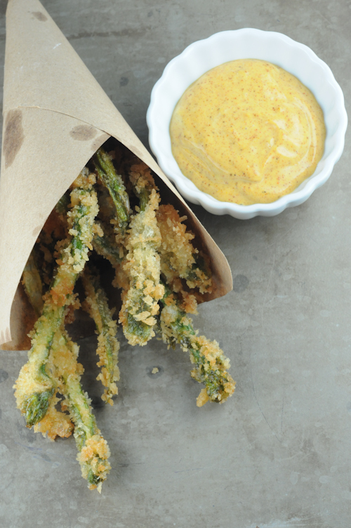 Asparagus Fries With Smoked Paprika Aioli Recipes — Dishmaps