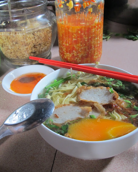 Noodle Soup in Cambodia