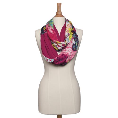 ford cares warriors in pink scarf. Black Bedroom Furniture Sets. Home Design Ideas