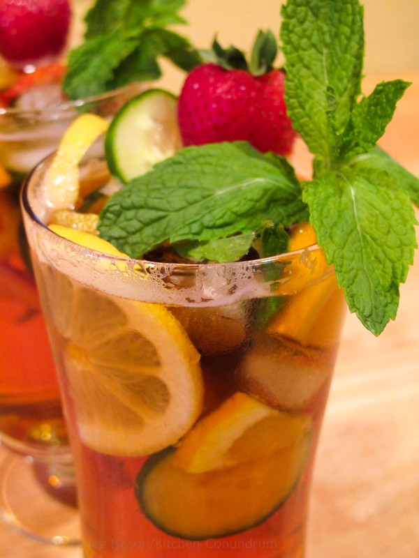 A pimm 39 s no 1 cup recipe for What to mix with pimms