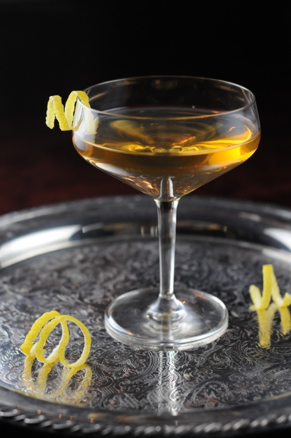 Bobby Burns Cocktail