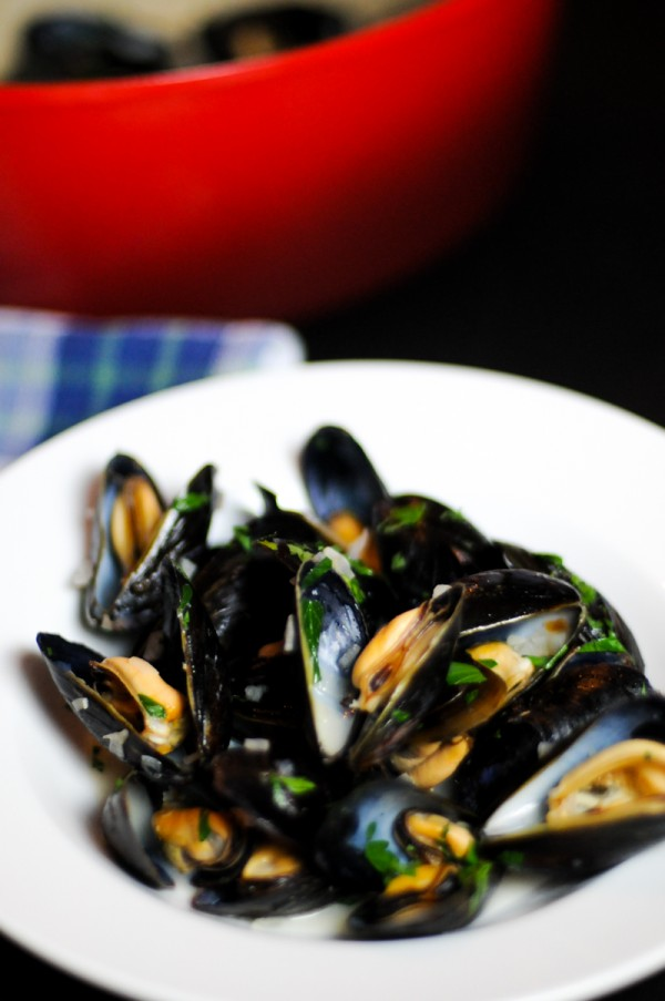 Moules Mariniere Or Fisherman S Mussels French Fridays