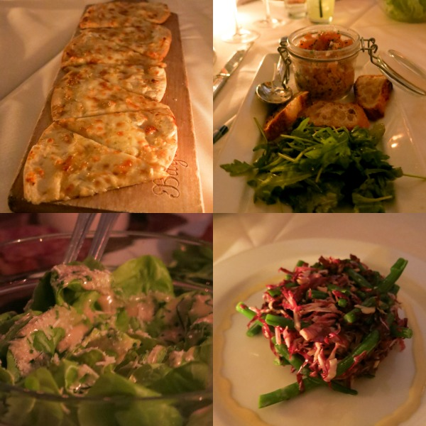 Bagatelle - NYC Bloggers Night Out - Kitchen Conundrum