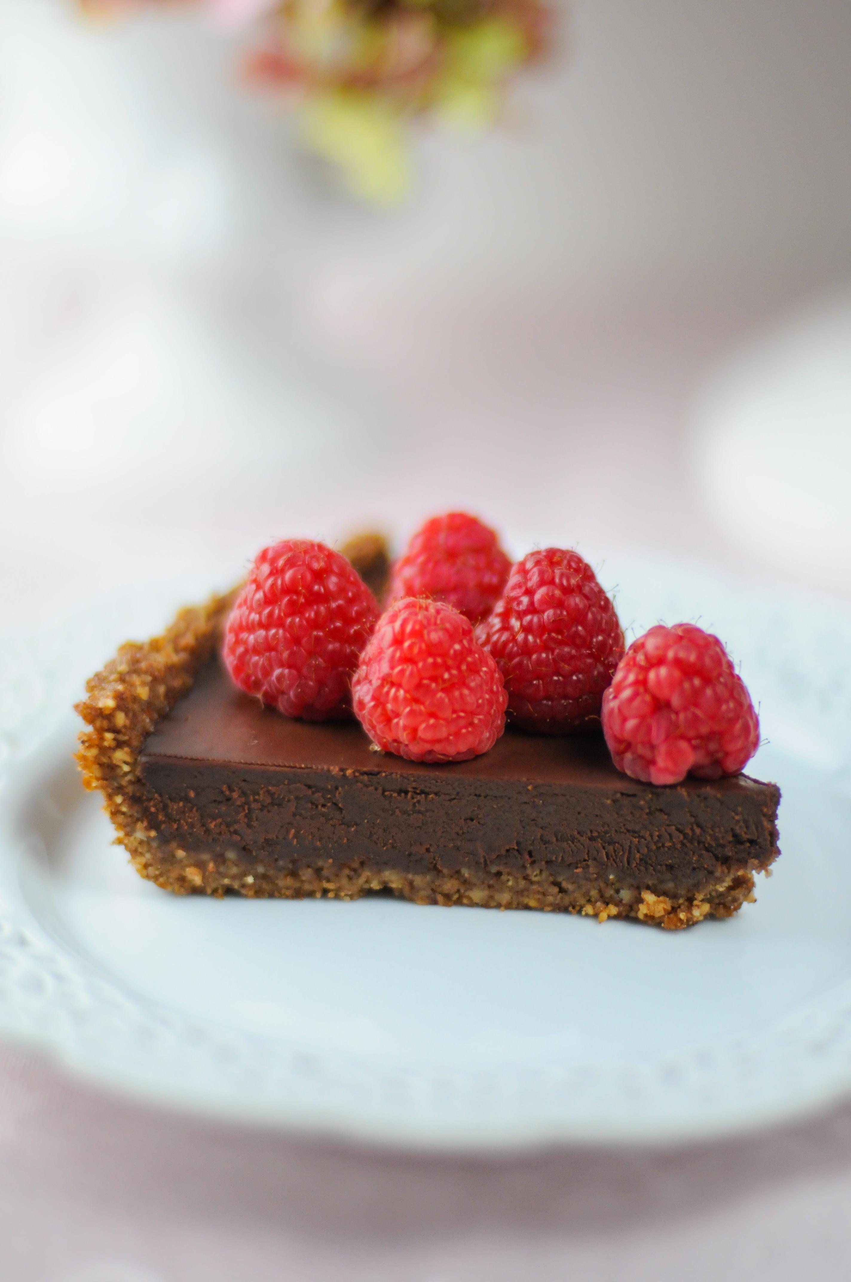 Chocolate Ganache Tart
