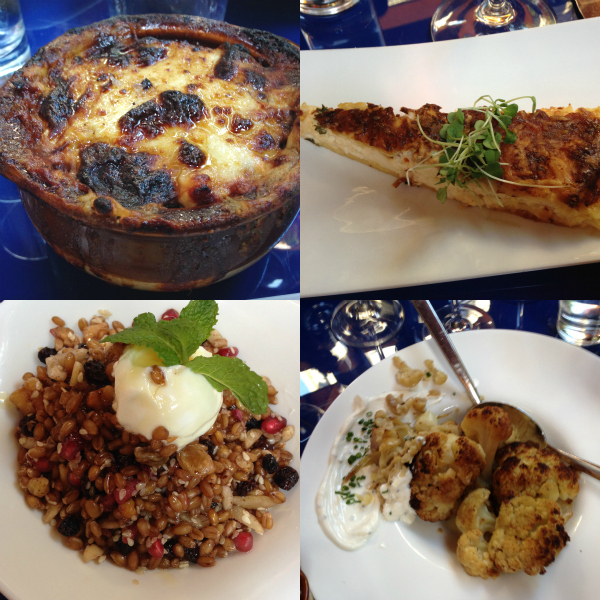 Bustan Restaurant Nyc Israeli Palestinian
